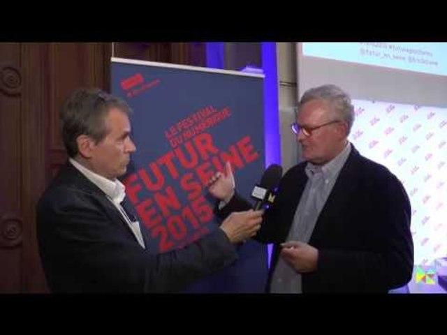 MétaMedia Interview Esko Kilpi (Futur En Seine 2015)