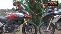Duel moto : la Suzuki 1000 V-Strom face à la BMW R 1200 GS