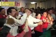 PRI gana 16 a 0 elecciones al PAN en Puebla