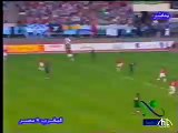 Maroc vs egypt but de hadji
