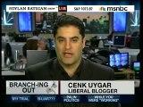 Cenk Uygur On MSNBC's Dylan Ratigan Show 1/29/10