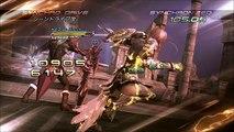 Final Fantasy XIII-2 Lightning DLC scenario  Mog white & black mage DLC costume screenshot