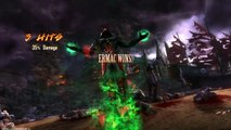 Mortal Kombat SHEEVA MK Costume Skin PC Mod MK9 Komplete