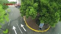 El Teatro Nacional visto desde las alturas por el drone de Acento