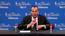 Cleveland Cavaliers on Game 4 Loss _ Warriors vs Cavaliers _ Game 4 _ June 11, 2015 _ NBA Finals