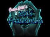 PSYCHIC CHERYL LYNN'S 2013 PREDICTIONS & 2013 TAROT HOROSCOPES FOR ALL SIGNS