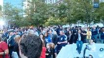 September 11th Memorial Ceremonies in Washington, New York and Pennsylvania