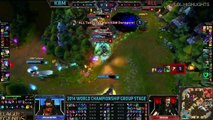 LoL Highlights   Kabum E Sports vs Alliance Game 2 S4 Worlds Highlights   LoL World Championship 201