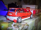 fiat tuning 1/24  punto gt uno turbo.wmv