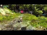 Dragon Nest MMO Dungeon Gameplay Low Level Archer