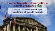 La production d'énergie vue par le député Jean-Pierre Gorges