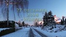 """Natuurgebied """"De Zwarte Sloot"""" 28 december 2014"""