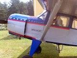 Jakowlew Jak-12A start up