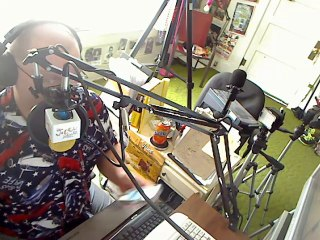 Crowd Funding Project for Ryan Thompson - On Air Broadcast