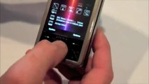 Sony Ericsson Xperia X1 Hands On