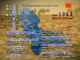 Lake Chad is disappearing