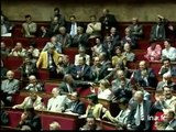 Giscard tacle Chirac et Jospin à l'Assemblée Nationale - Archive INA