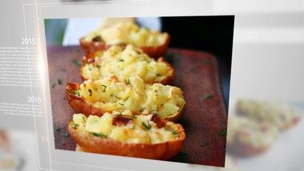 Ароматный, сытный, фаршированный запеченный картофель. Лучшие рецепты от wowfood.club