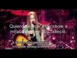 Avril Lavigne - Tomorrow (subtitulado al español)