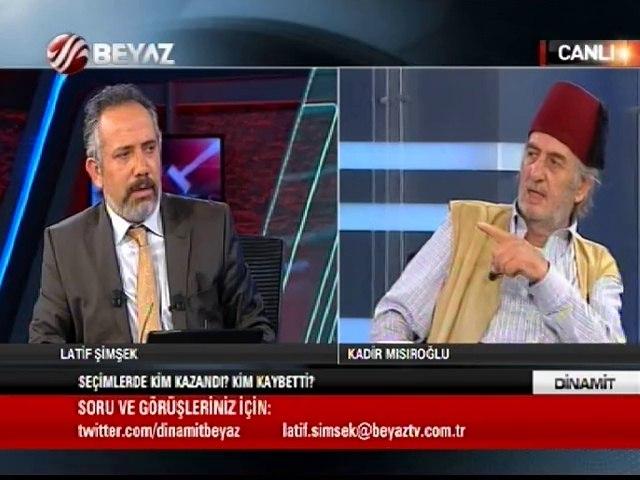 Dinamit 12.06.2015 Kadir Mısıroğlu Part 2