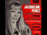 Jacqueline Perez Je suis une souris blonde (1967)