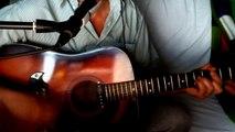 Ein bisschen Aroma ~ Roger Whittaker ~ Cover ~ Akustikgitarre Framus Texan