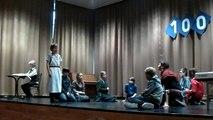 Pannónia Általános Iskola 2010 12 21 karácsonyi müsor 6a osztály