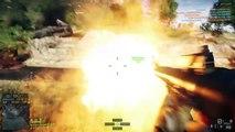 Battlefield 4 : Trolling Aggressive Snipers