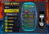 8 Ball Pool - Coins, Spins Hack 2015