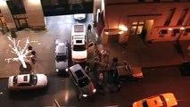 NYC Street  Fight + Hit and Run - Bagarre de rue