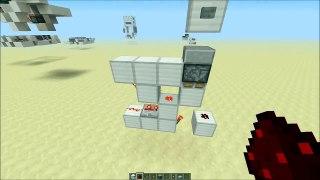 Minecraft Response to MumboJumbo s Magic Button 4x4x1