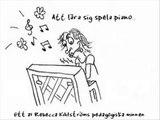 Att lära sig att spela piano