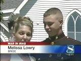 Marine Weds Before Deployment
