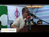 Shamsul Iskandar: Kita Akan Lawan Mereka Habis-Habisan