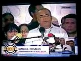 Venezuela Referendum 2007 - Rosales habla antes del CNE