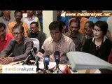 Press Conference: Khalid Ibrahim Khalid To Run For PKR No 2
