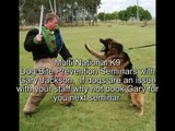 Dog bite prevention seminars with Gary Jackson