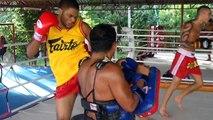 Muay Thai Training Dragon Muay Thai, Phuket, Thailand