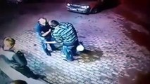 This russian dude is very ANGRY - double knock out during street fight - Video Dailymotion