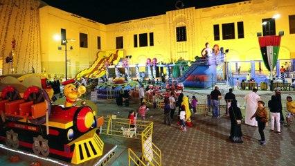 Al Shaab Village, Sharjah   قرية الشعب  في الشارقة