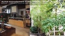 Vente - appartement - PARIS (75004) - 3 pièces - 60m²