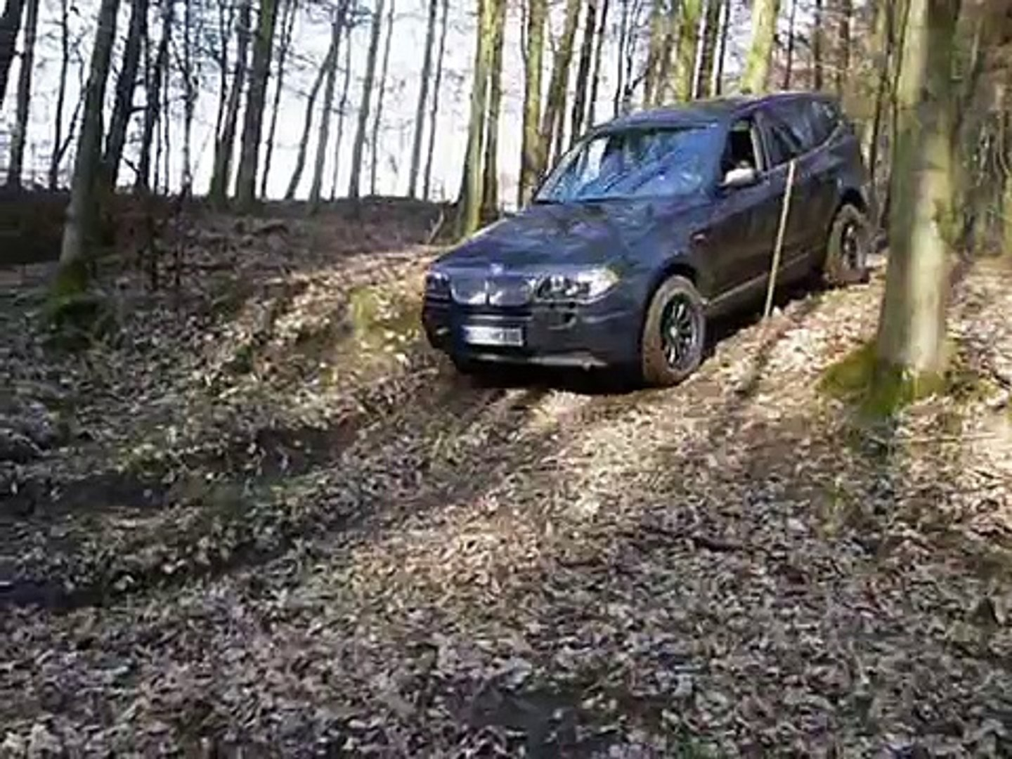 Bmw X3 E83 Hartge Hunter Video Dailymotion