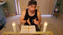 CHARLIE CHARLIE PENCIL CHALLENGE ~ CHARLIE CHARLIE CAN WE PLAY