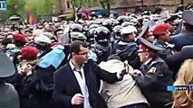 Ոստիկանների անօրինական գործողություններ POLICE ILLegal - Η παράνομη δράση της αστυνομίας