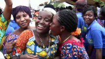 Ghana - Two weddings and a funeral