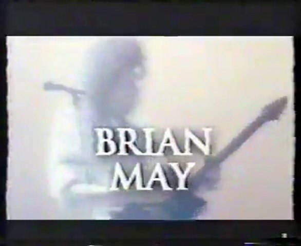 Brian May - 'Another World Tour' (Commercial)
