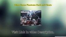 Ghost Recon Phantoms Hacks Working Updated