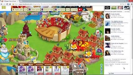 Hack Dailly Bonus 50 Gems Per Day  Dragon City