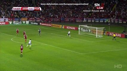 Cristiano Ronaldo 1_2 _ Armenia - Portugal 13.06.2015 HD
