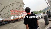 DC Shoes Malaysia Skate With Us 2nd Stop Mont Kiara Skatepark